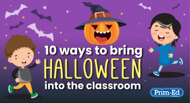 10 ways to bring Halloween to the classroom