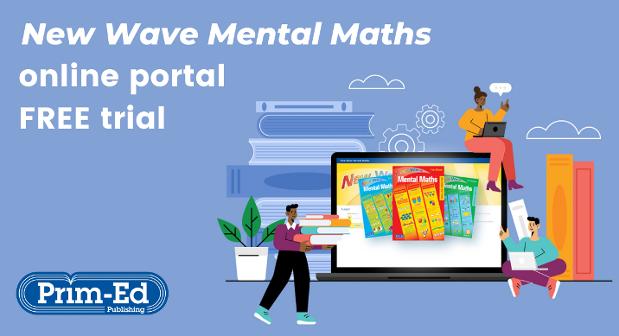 New Wave Mental Maths Online Portal Free Trial