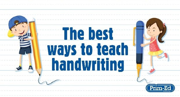 The best ways to teach handwriting