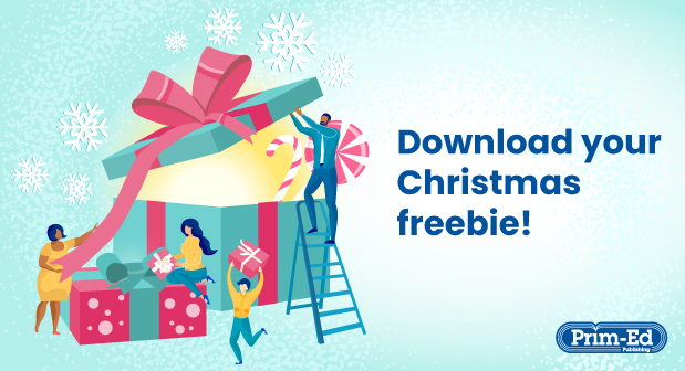 FREE Christmas Digital Resource Pack