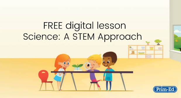 Science: A STEM Approach FREE Lesson