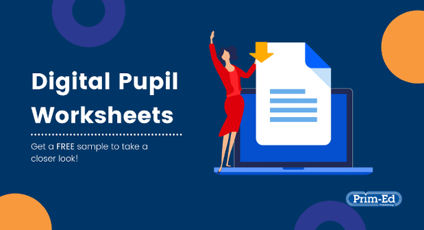 Editable Pupil Worksheet Freebie