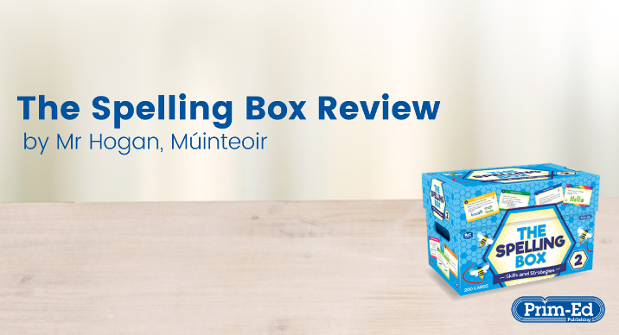 The Spelling Box Review by Mr Hogan, Múinteoir