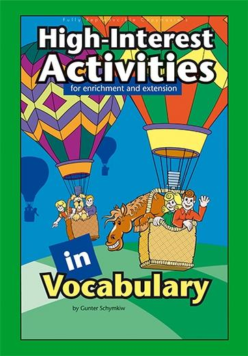 vocabulary enrichment in english