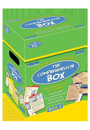 The Comprehension Box 2 | English | 3rd Class, 4th Class